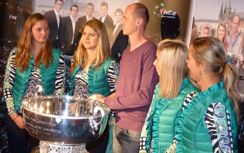 Fed cup team ČR